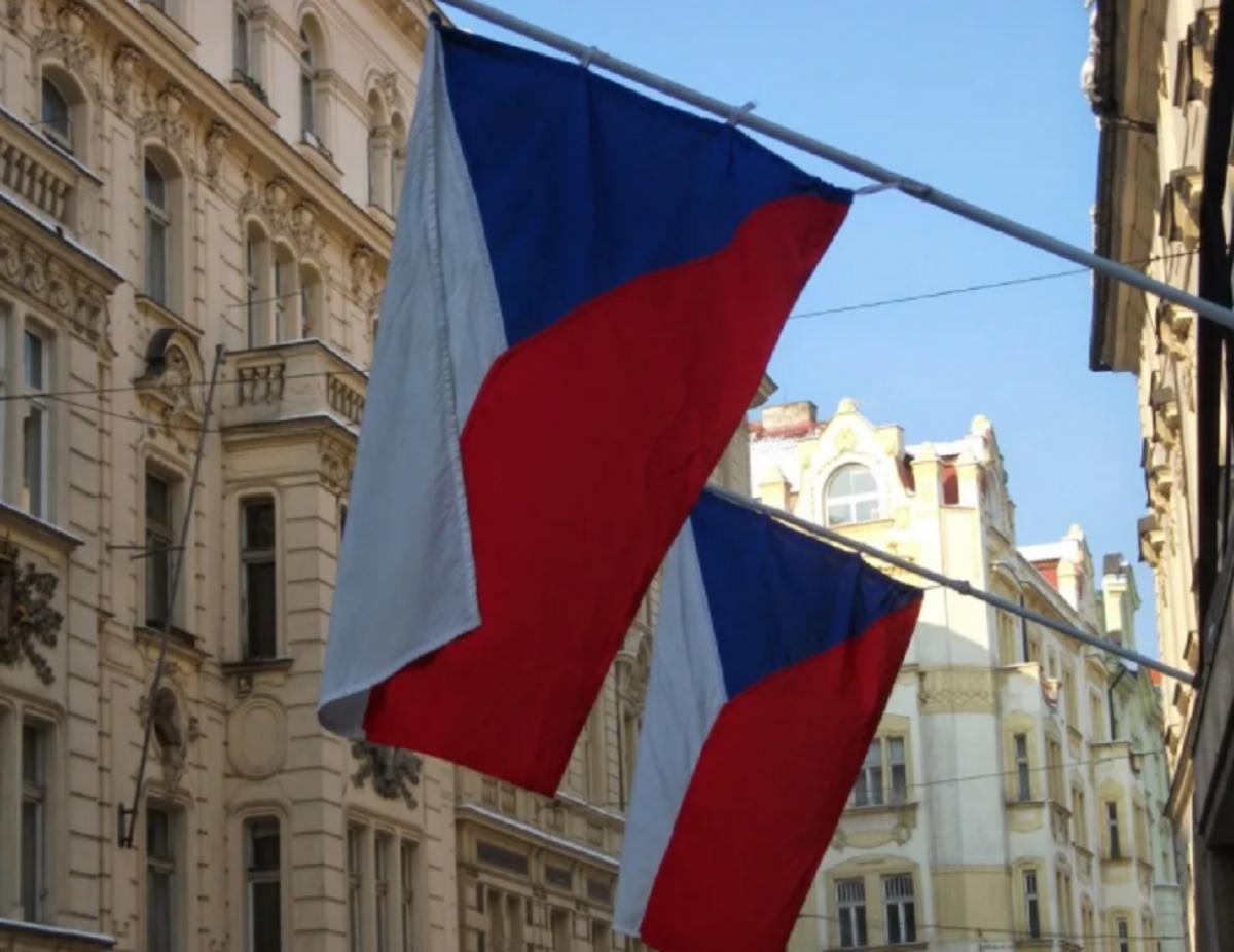 Флаг Чешской республики политика