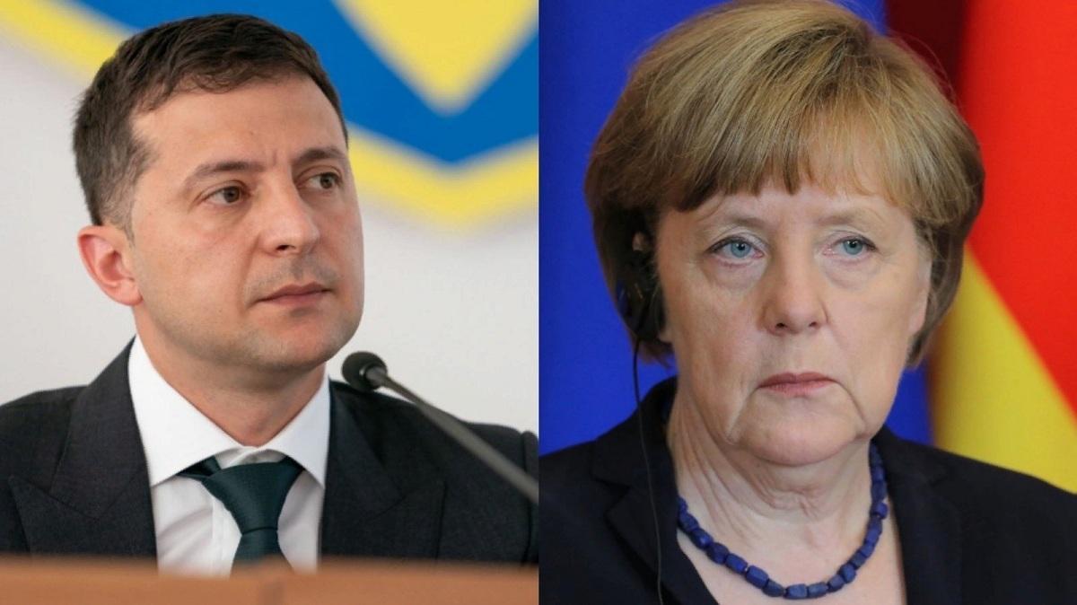 Зеленский и Меркель уверены, что для «нормандской встречи» препятствий нет