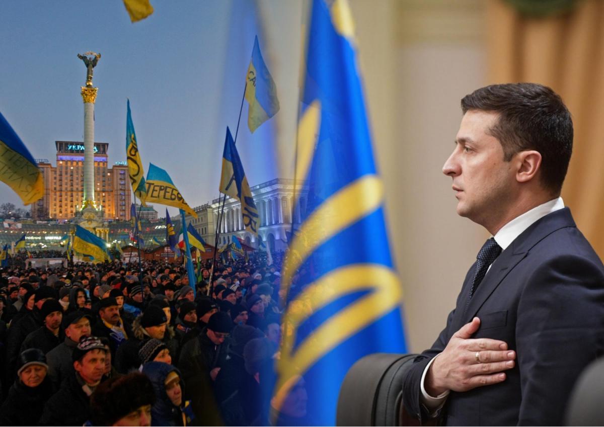 Новый майдан на Украине