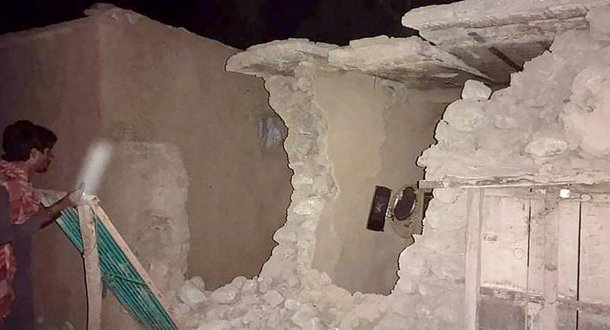 разрушения от землетрясений картинка