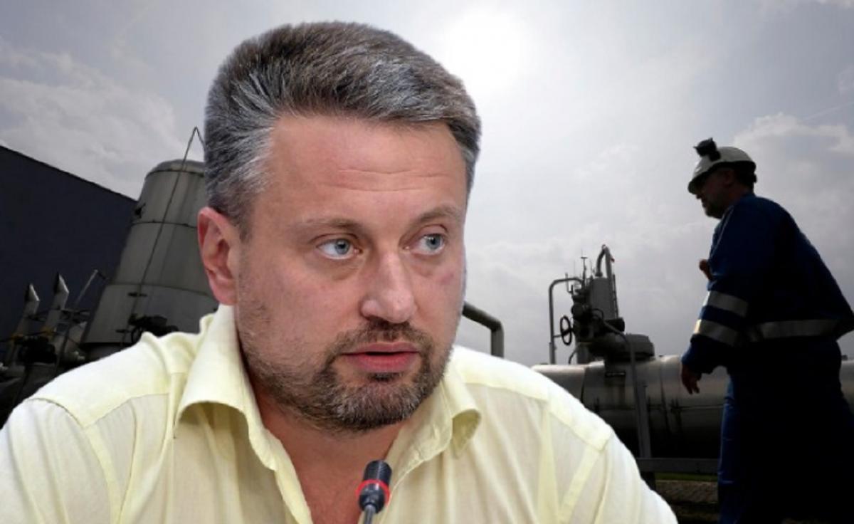 Эксперт энергетик Валентин Землянский