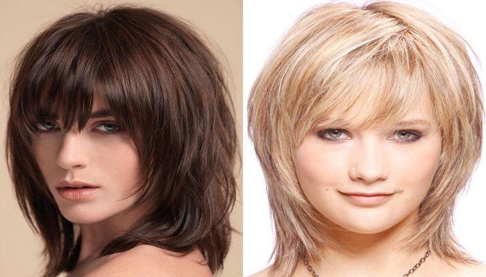 Три женские стрижки, которые визуально делают лицо худым и молодым