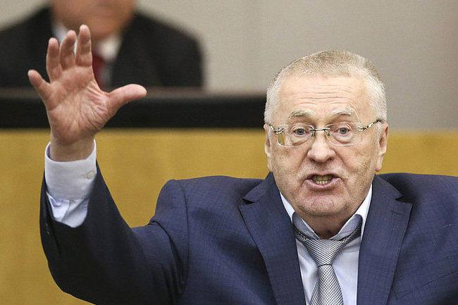 Жириновский обругал свою фамилию, назвав ее дурацкой