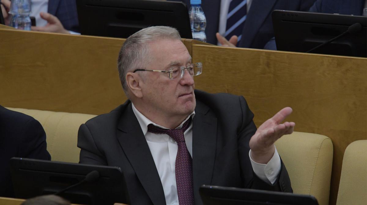 Жириновский дал Киеву 48 часов для снятия водной блокады Крыма