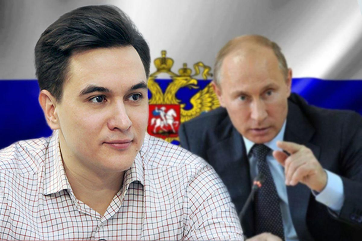 Владислав Жуковский и Путин картинки