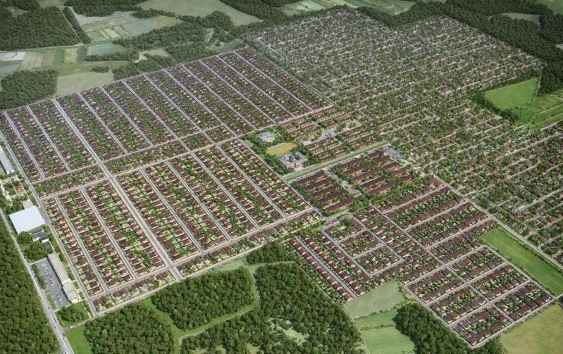 Власти Краснодара собираются построить медицинский кластер площадью 57 гектаров