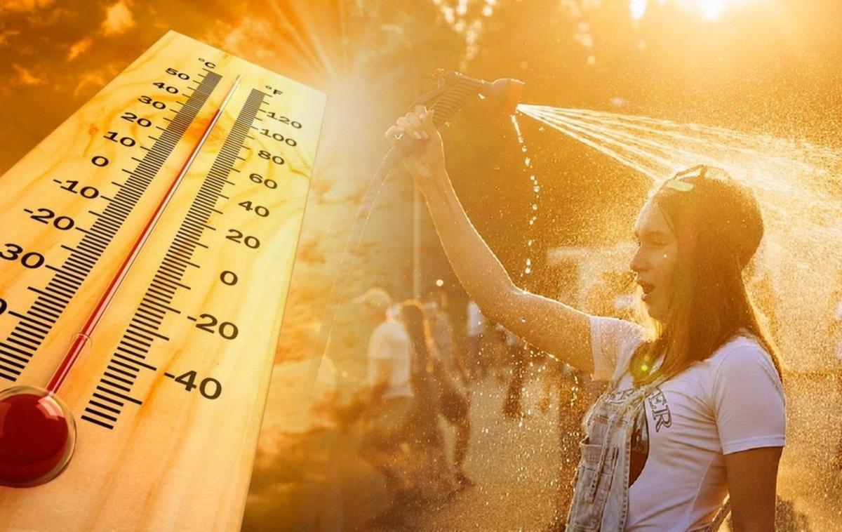 Сорокаградусная жара