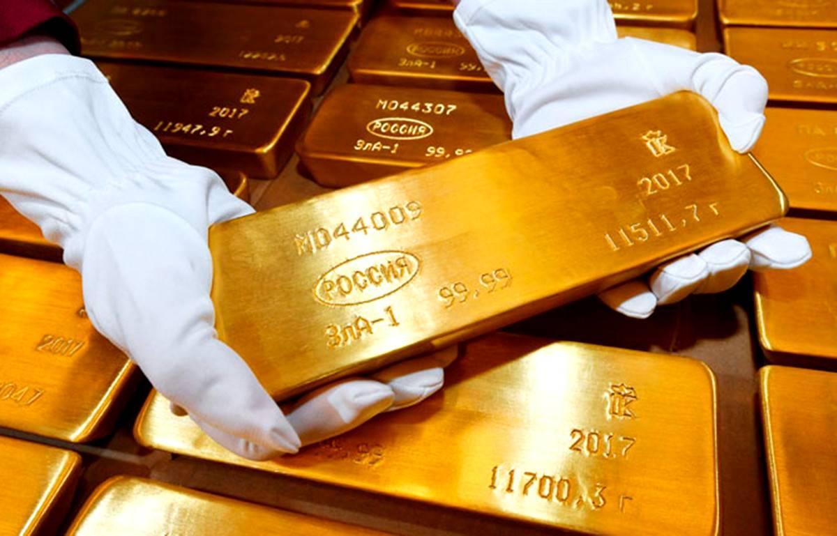 Запад оценил трюк России с покупкой золота, как глобальный шаг к отказу от доллара