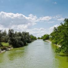 Воды из Украины в Крым