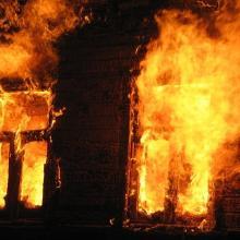 В центре Ростова эпидемия пожаров
