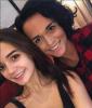 19-летняя дочь певицы Славы показала чувственный снимок топлес