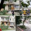 Взрыв в многоэтажке в Киеве