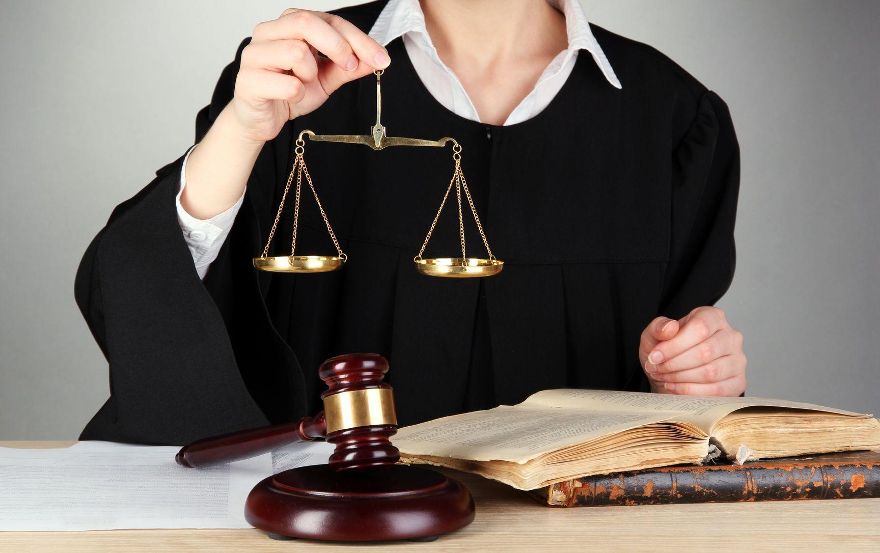 право юрист женщин