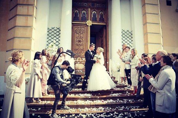 Свадьба Воробьева