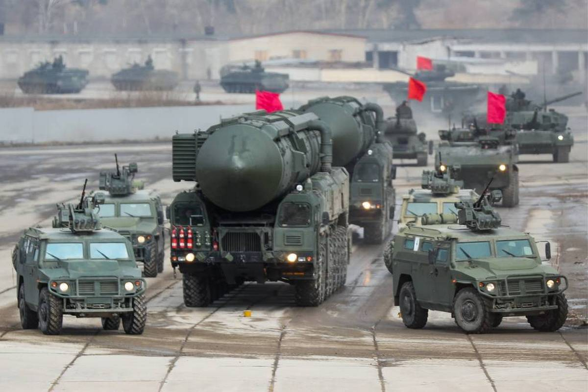 Фото боевой техники россии