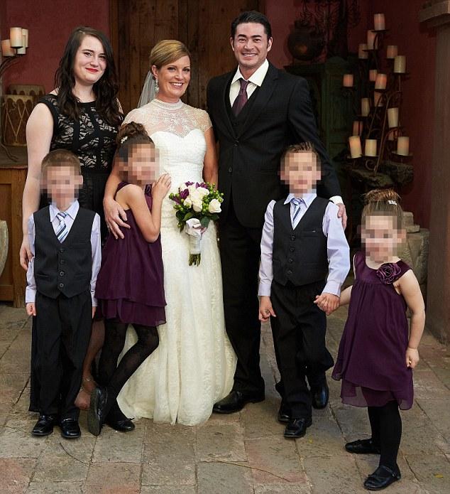 Мужчина-трансгендер, родивший троих детей, вступил во второй брак