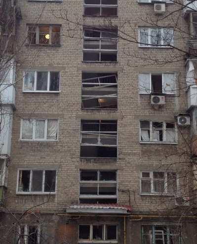 Катастрофические разрушения отмечены