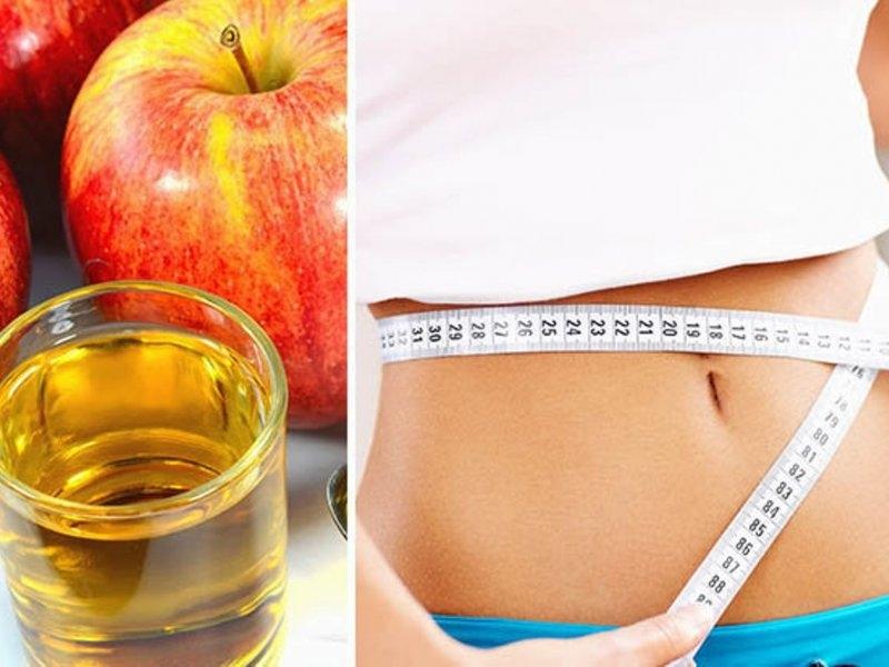 Яблоко хорошо для похудения